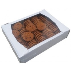 Biscuiti Ovaz Fulgi Ciocolata 25Kg